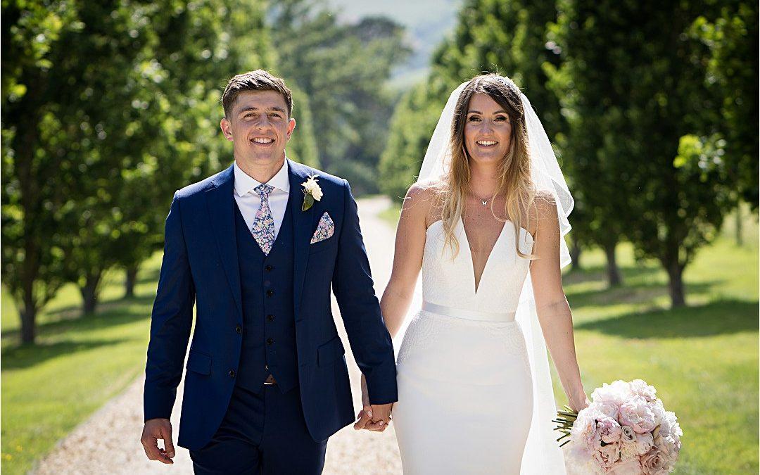 Pynes House Wedding