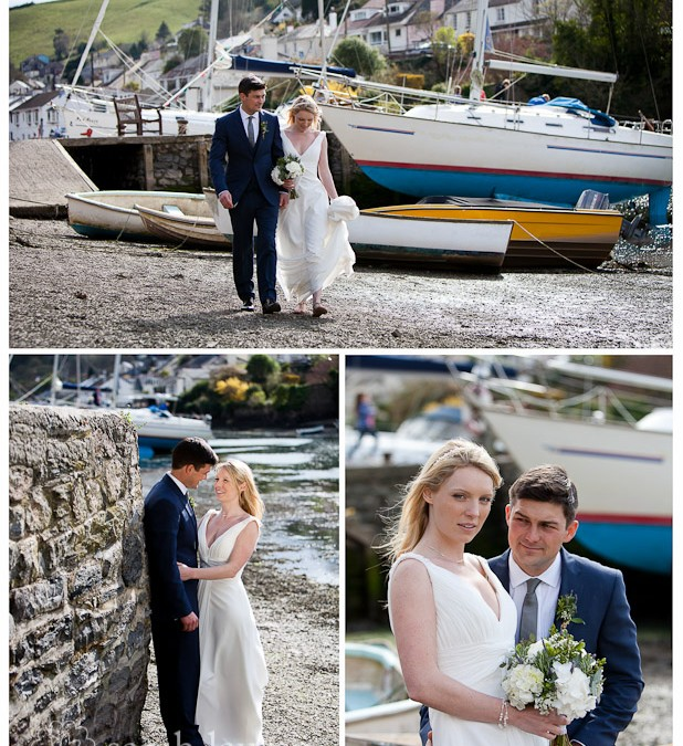 Emma & Ryan tie the knot in noss mayo